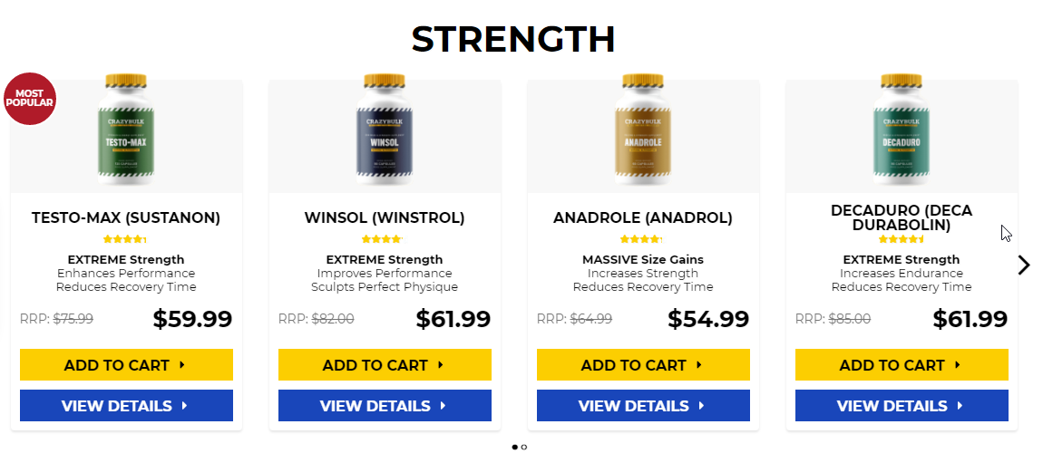 Supplements post steroid cycle